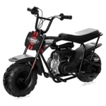 Mega Moto Gas Mini Bike 80CC/2.5HP With Suspension