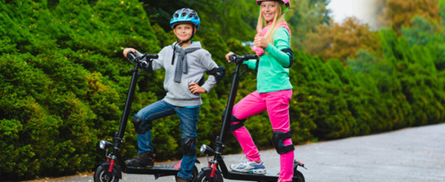 🛴 Top 5 Electric Scooter For Kids and Teens in 2019 Reviewed !