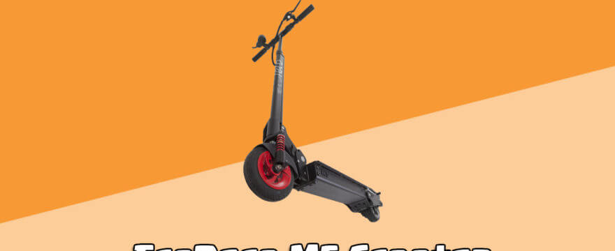 EcoReco M5 Foldable Electric E-scooter Review