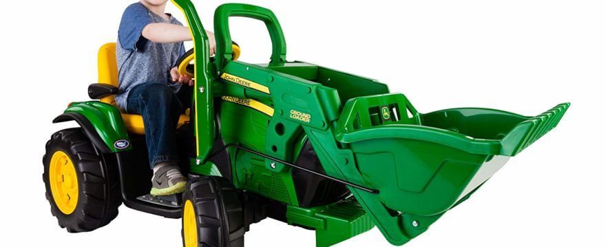 🚜 Best John Deere Power Wheels, Kids Tractor, Electric Cars- Ride on Toys for Kids!