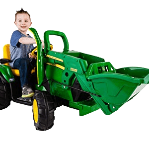 Peg Perego John Deere Ground Loader Ride On