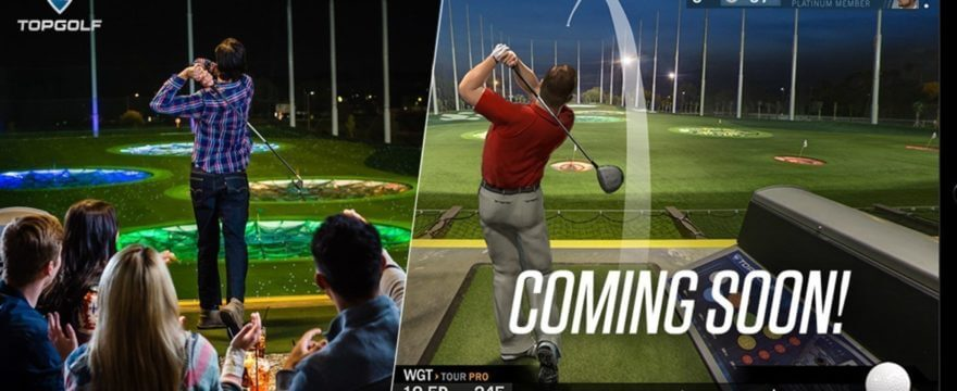 Topgolf Acquires Gaming Company and Launches New Divisions