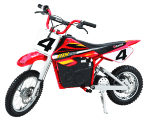 Razor dirt bike MX500