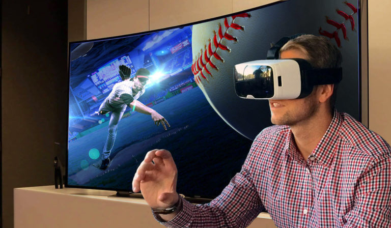 EON SPORTS VR TO INTRODUCE VR BASEBALL TRAINER WITH HELP FROM MLB VETERANS