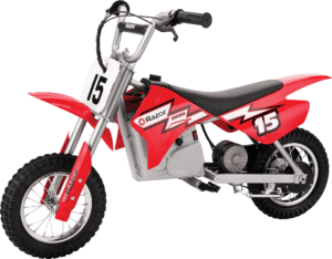 Razor dirt bike MX400
