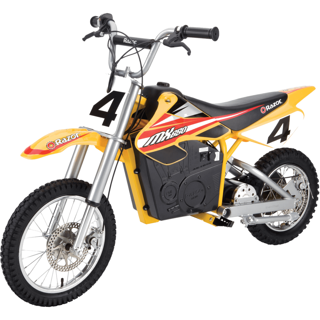 Razor dirt bike MX650