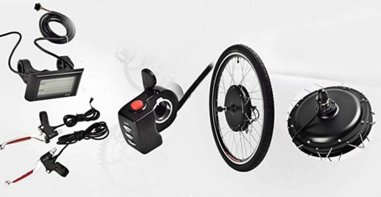 Best Electric Bicycle Conversion Kits of 2019 !