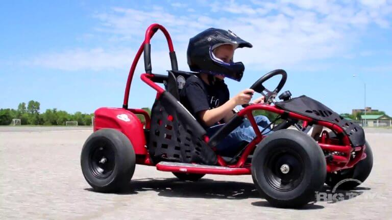 Best Go Karts for Kids & Youth in 2019- Electric, Gasoline or Pedal Go-Kart
