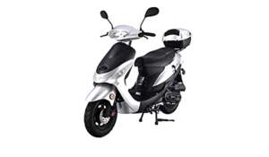 Renegade TPGS-805 49cc Moped Scooter