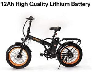best electric folding bike