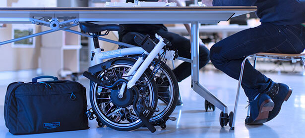 folding electric bike benefits