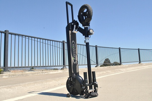 glion dolly foldable commuter electric scooter