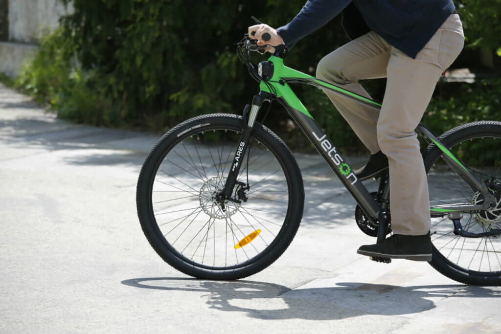 jetson adventure electric bike