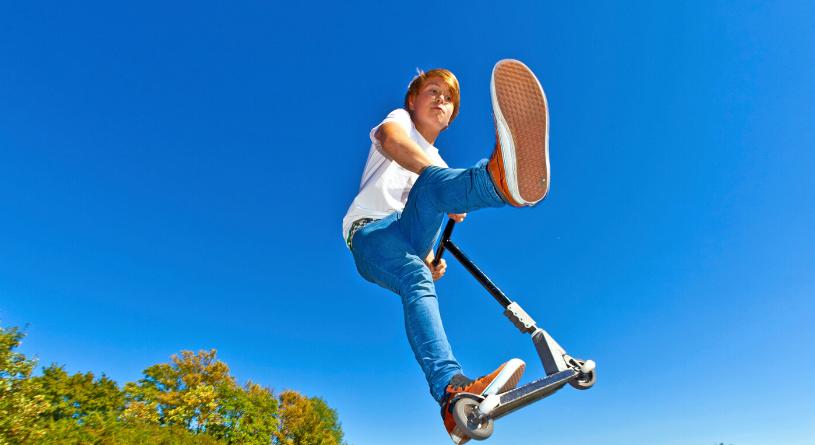 scooter tricks