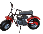 Coleman Powersports 196cc/6.5HP CT200U